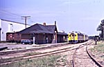 Hantsport Station 21 July 1984