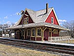 Louisbourg Station Museum