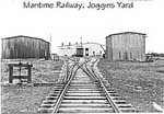 Joggins Rail Yard 1955