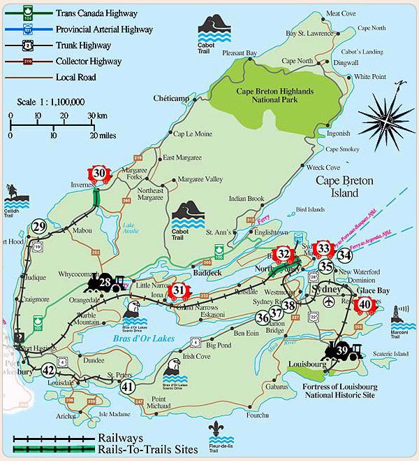 Open Street Maps West Island