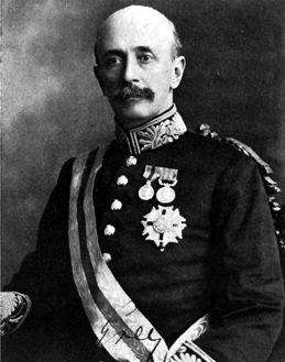 Governor General Grey